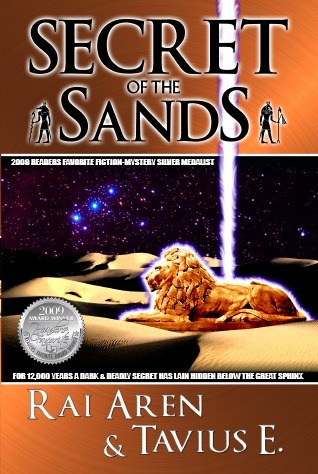 "<b>Secret of the Sands, 2009 ReadersFavorite.com ""Fiction-Mystery"" silver medalist</b>