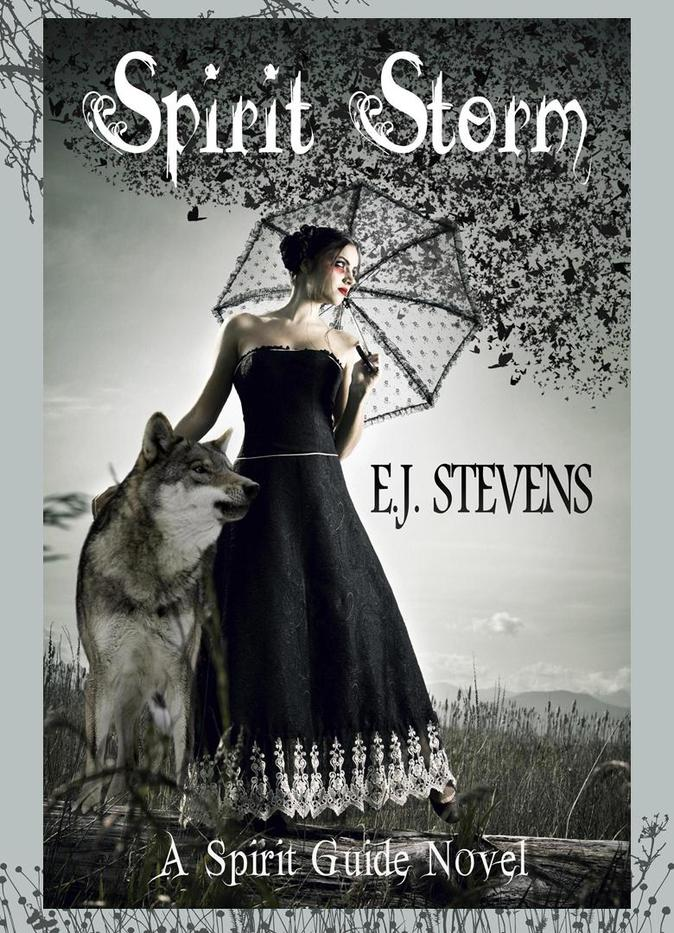 Spirit Storm, the second book in the YA Paranormal Spirit Guide series.