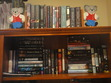So this is what I call my 'new' bookshelf. I got it this year, since there were books ALL over my floor :/