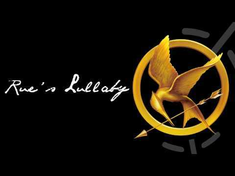 I loved when Katniss sang the lullaby.