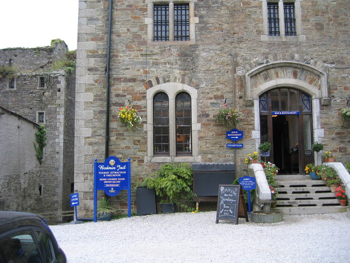 Bodmin jail is now a tourist attraction, but it saw many hangings in it's day.
