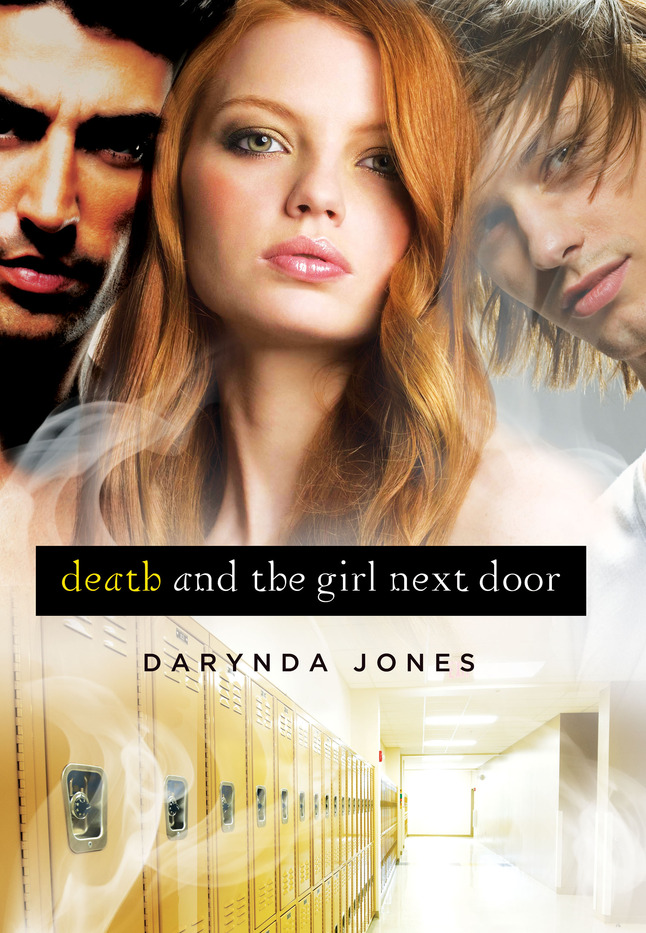 Book cover for Ya series by Darynda Jones coming Fall of 2012