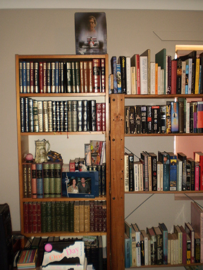 This is my bookshelf with all my Classics!