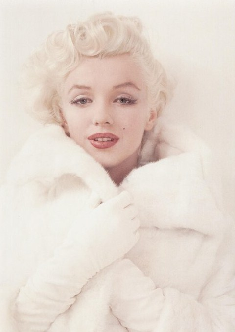 Marilyn Monroe by Milton Greene, 1955