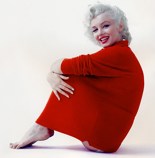 Marilyn by Milton Greene