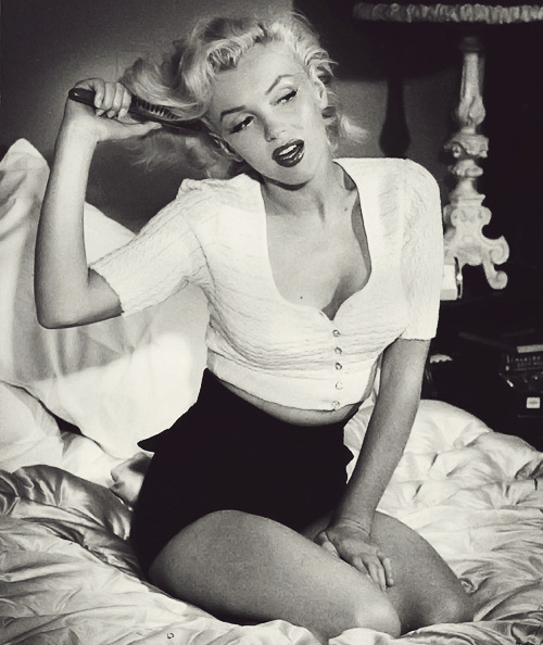 Marilyn by Bob Beerman, 1953