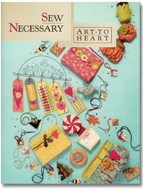 "Not sure why goodreads not showing cover or how to add, but here it is.  Mfr notes ""Everything necessary and fun for organizing your sewing space!  Pincushions, needle wallets, sewing basket, scissor fobs, project tote bags, wall organizers and more!