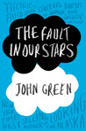 Cover image of The Fault in Our Stars by John Green, the 2012 Community Reads book for Arlington, MA.