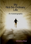 An autobiography that tells the authors life story up to age 28. The book reminisces about her innocent times in childhood, reveals the difficult experiences she faced in adolescence, and shows how she persevered and changed her life as an adult. The message of the book is: life will have its ups and downs but, ultimately, you will be okay, and maybe even good, in the end.