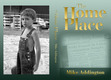 """Front cover is designed to inform readers that """"The Home Place"""" is the story of mysterious deaths of two men in 1956 and back cover informs that the story begins when the men are children."""