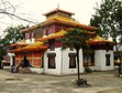 The small monastery is on the outskirts of Gangtok, the state capital of Sikkim in North Eastern India