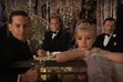 Still of Leonardo DiCaprio, Tobey Maguire, Joel Edgerton and Carey Mulligan in The Great Gatsby, coming to theaters in May. Our Big Read event begins in April!