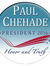 Paul Chehade Candidate for the Presidency of United State of America 2016