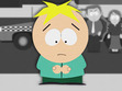 Butters, from South Park. Sam, from the Walking Dead, looks a lot like him.