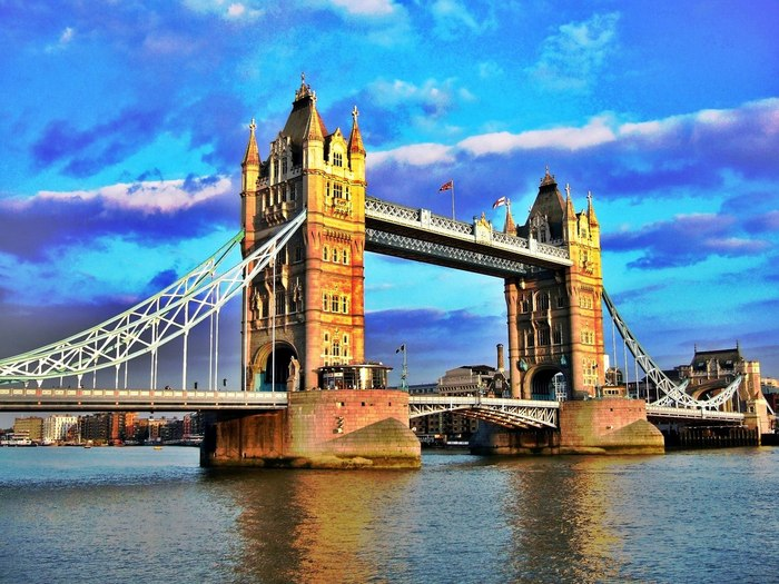 Tours of London