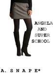 Angela and Super School
