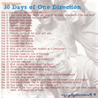 30 Days of One Direction