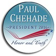 Paul Chehade, candidate for President of the United States of America in 2016.