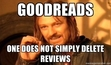 Ask yourself why you don't review at Amazon