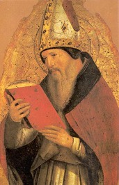 plato vs st augustine of hippo essay He knows all the works of greek and will try all his life to reconcile the.