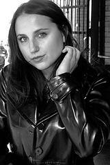 Author Shari Goldhagen