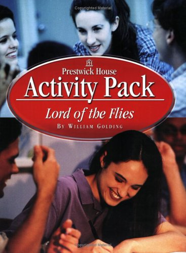 Lord of the Flies Activity Pack  by  James      Scott