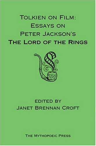 essays on peter jacksons the lord of the rings The lord of the rings introduction this is a magical though fantastic experience to watch the lord of the rings (essay sample) peter jackson.