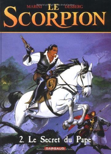 Le Secret du Pape (Le Scorpion #2)