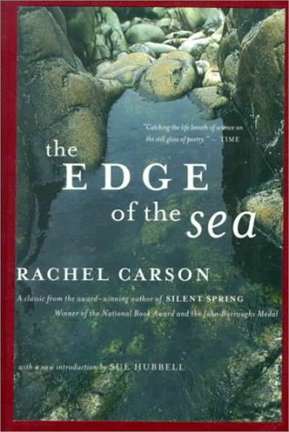 a biography of rachel carson an author of a book on pollution Everyone credits rachel carson's silent spring  the polluters by  our editors select the one author and one book they believe to be most worthy of your.