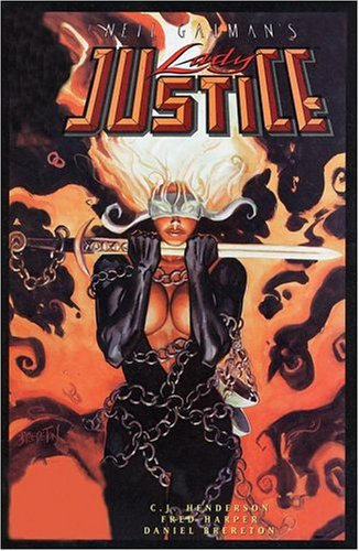 Neil Gaiman's Lady Justice: Volume 1