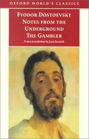 """dostoyevsky s notes from the underground contrasting Dostoyevsky is best known for his novella notes from the underground and for four suspicious, and rigid man by contrast, his fyodor dostoyevsky's """"the."""