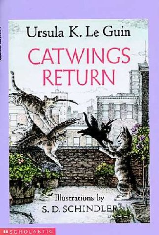 Catwings return (Book, 2003) [WorldCat.org]