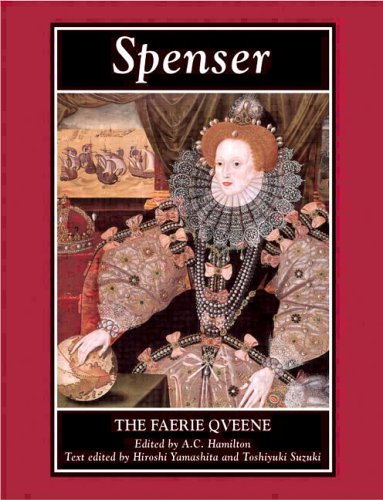 an analysis of spensers the faerie queene The faerie queene is an incomplete english epic poem by edmund spenser the first half was published in 1590, and a second installment was published in 1596.