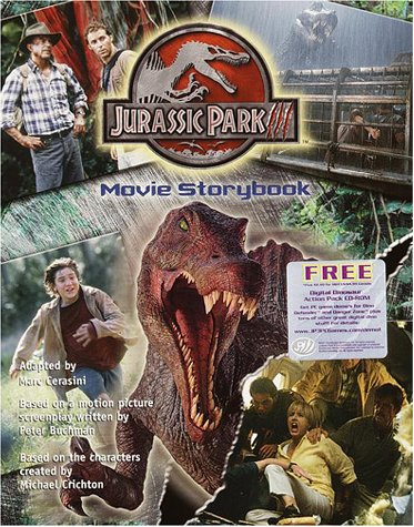"29 Differences Between the ""Jurassic Park"" Book and Movie"