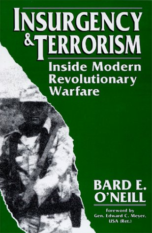 the overlapping nature of terrorism and insurgency