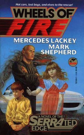 Book Review: Mercedes Lackey & Mark Shepherd's Wheels of Fire