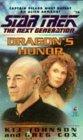 Dragon's Honor (Star Trek: The Next Generation, #38)