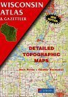 Wisconsin Atlas & Gazetteer Delorme Mapping Company