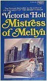 Mistress of Mellyn book cover