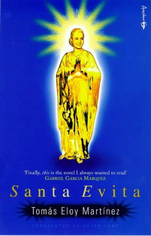 Santa Evita  by  Tomás Eloy Martínez