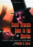 Count Dracula Goes to the Movies: Stokers Novel Adapted, 1922-2003  by  Lyndon W. Joslin