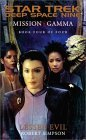 Lesser Evil (Star Trek Deep Space Nine: Mission Gamma, Book 4)