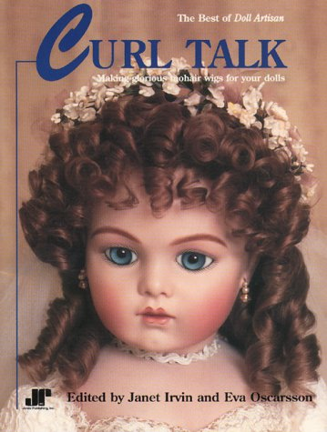 Curl Talk: Making Glorious Mohair Wigs For Your Dolls Eva Oscarsson