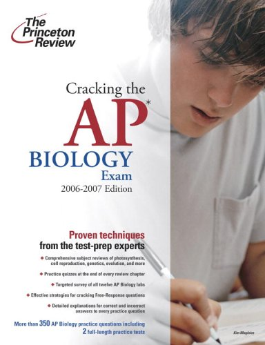 bio exam Students enrolled in the ap biology course must take the ap biology exam to gain credit most colleges will give credit for entry-level biology courses for students who earn a score of 3 or better on the exam.