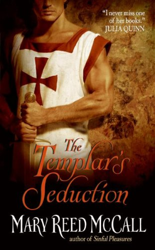 The Templar's Seduction (The Templar Knights, #3)