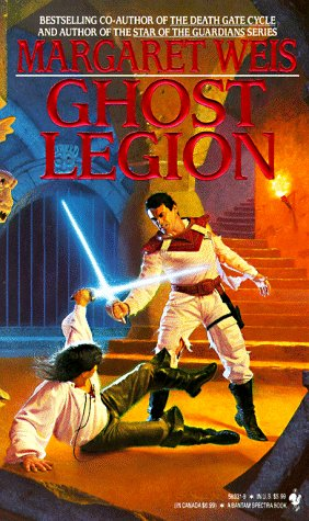 Ghost Legion (Star of the Guardians, #4)