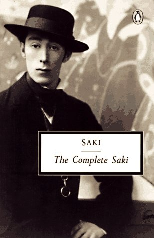 what is the summary of dusk written by saki The inspiration for the pen name saki is  cousin teresa cross currents down pens dusk esme expecting mrs pentherby fate filboid studge forewarned for the.