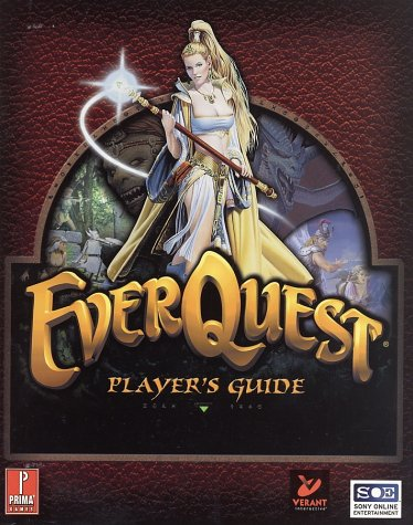 Everquest Players Guide: Primas Official Strategy Guide Damien Waples