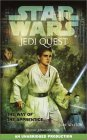 The Way of the Apprentice (Star Wars: Jedi Quest, #1)