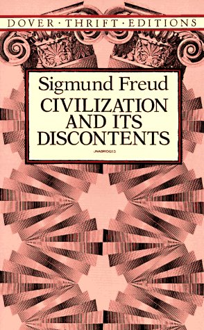 criticisms of civilization and its discontents by sigmund freud Get access to freud civilization and its discontents essays only from anti essays listed results 1 - 30 get studying today and get the grades you want.
